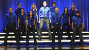 Glee 01x05 : The Rhodes Not Taken- Seriesaddict
